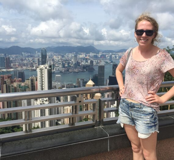 Ep 001 Living and traveling in Malaysia with Marcy Herr